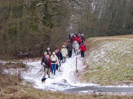 Zwischen Bad Soden und Kronberg