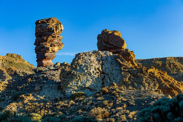 Roques de Garcia in the Golden Hour