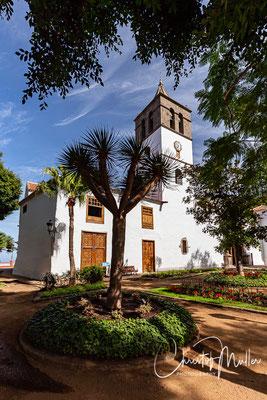 Church San Marcos Evangelista, Icod de Los Vinos