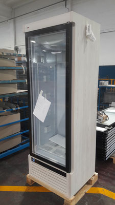 Rivestimento completo per vetrine frigo