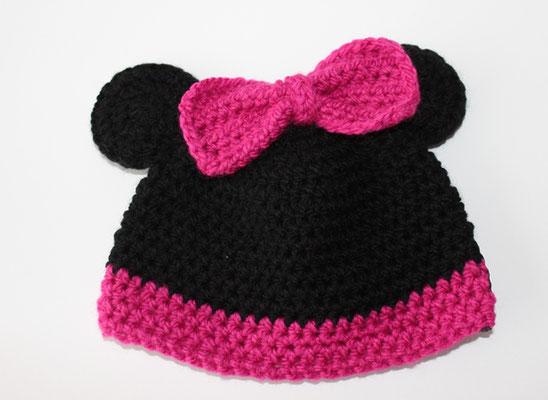 Mini Maus Mütze