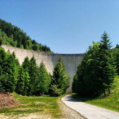 La diga del bacino