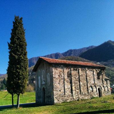 Chiesetta di San Vigilio a Rovio