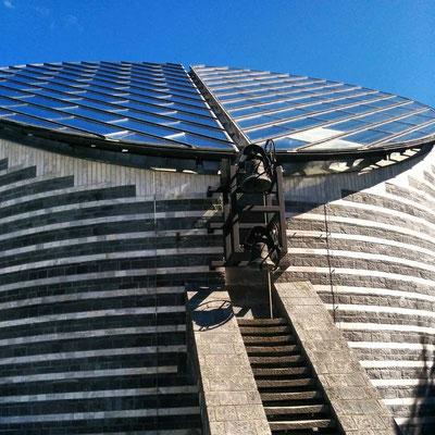 Chiesa di Mogno progettata da Mario Botta