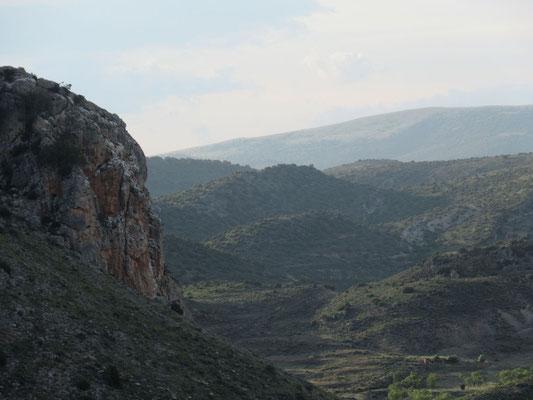 Ruta Iberica - foto 2, 60 x 45 cm, foto op Dibond