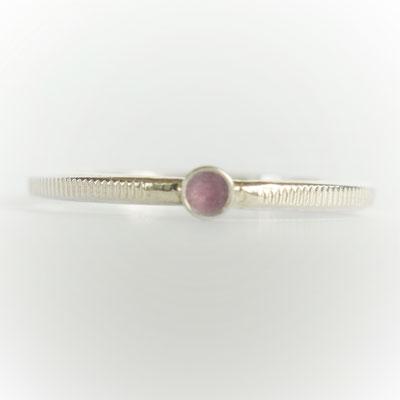 Texture lignée-émail violet
