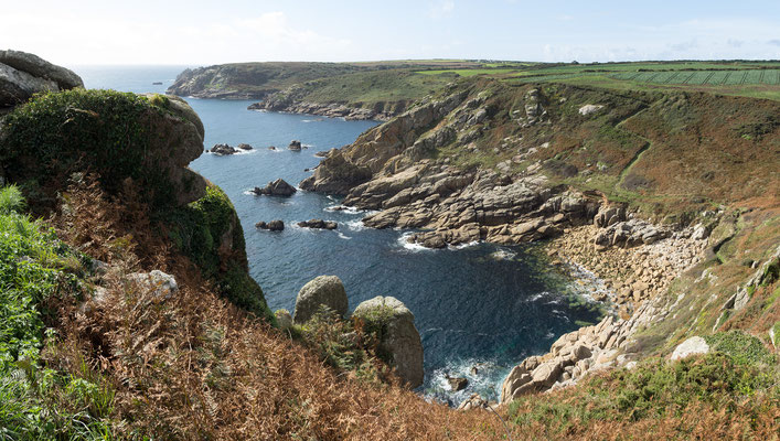 Mousehole to Porthcurno