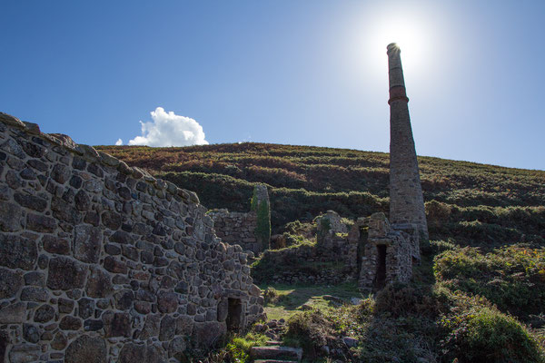 Tin Mine near St. Just