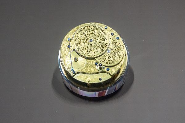 John Harrisons H4 (the clock that solved the longitude problem)
