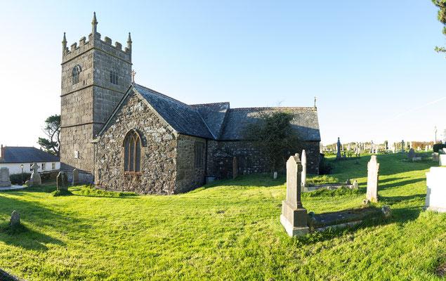 Zennor Chapel