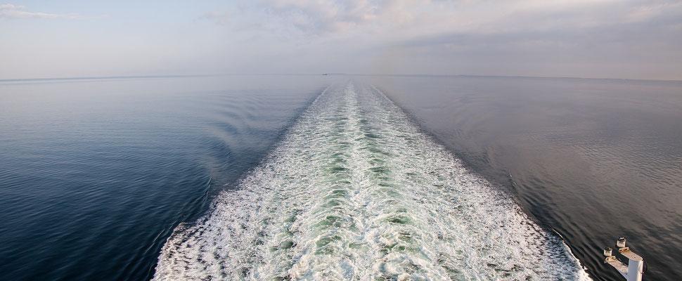 Fährüberfahrt Kiel-Oslo