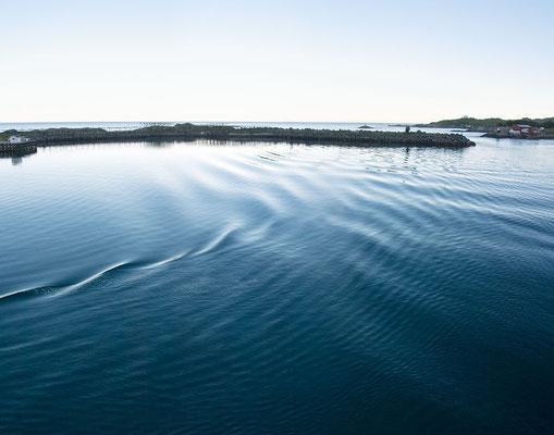 Hafen Moskenes