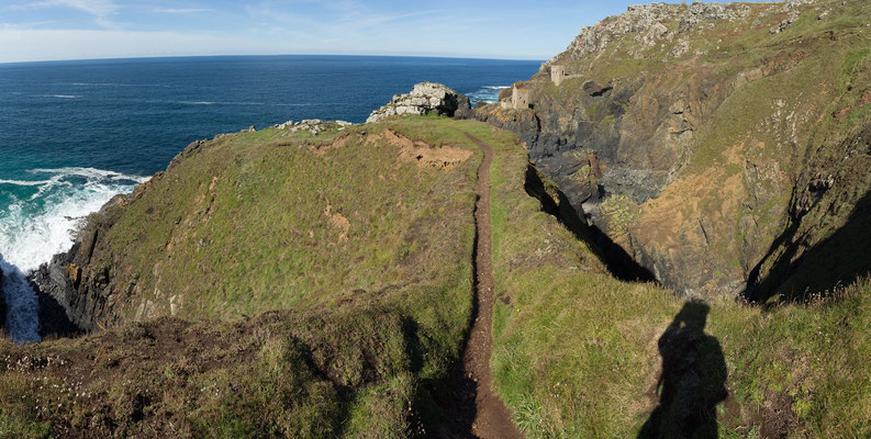 Botallack Mine near St. Just