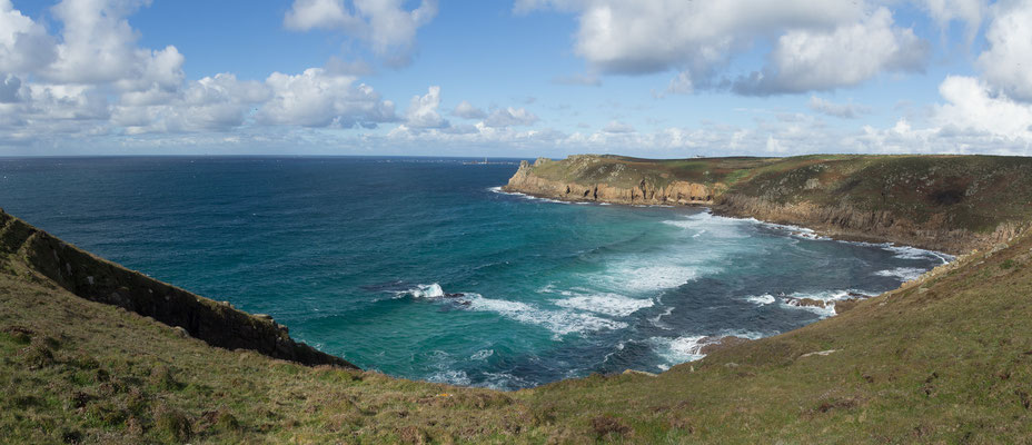 Porthcurno to Lands End