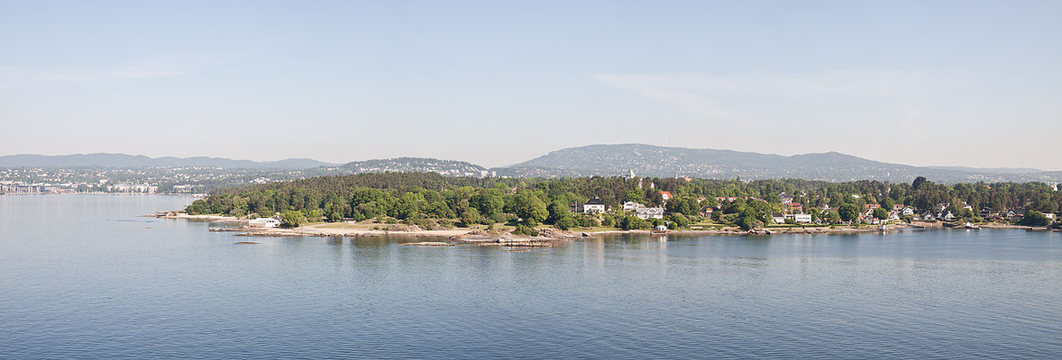 Insel Bygdoy Oslo