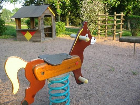 Parc du Plessix au Donjon