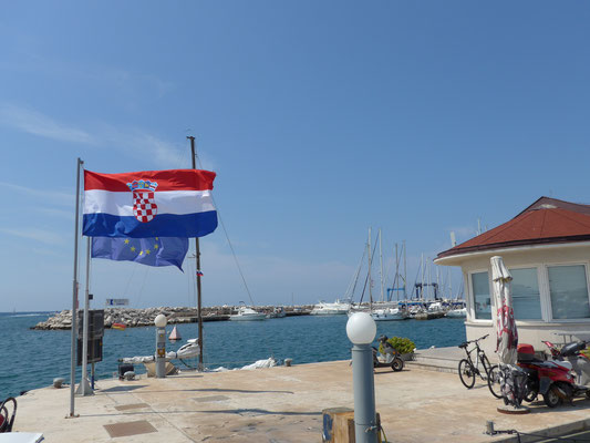 Umag: Check-in Croatia