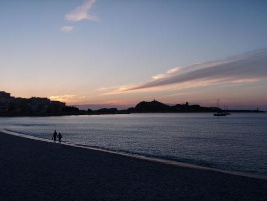 evening Ile Rousse