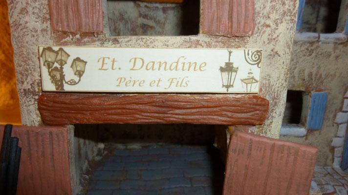 Dandine