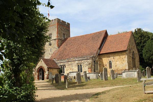 St. Peter Church, Ightham