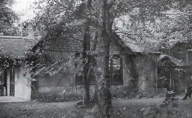 Das Sommerhaus 1908