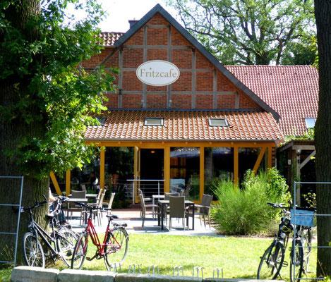 Fritz Cafe als Schauplatz einer Lesung von Emmi Ruprecht