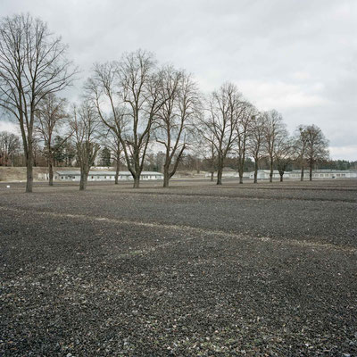 Ravensbrück - Blick über Lager