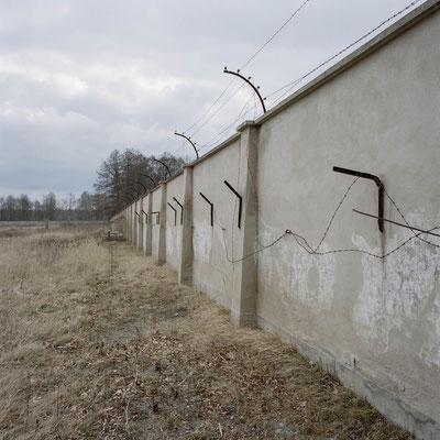 Ravensbrück - Lagermauer