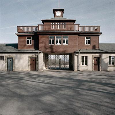 Buchenwald - Eingangstor