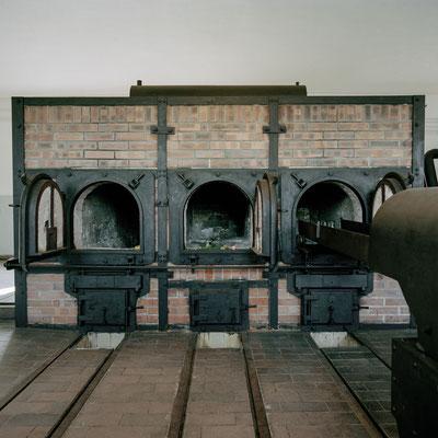 Buchenwald - Krematorium