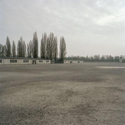 Dachau - Teil des Lagers