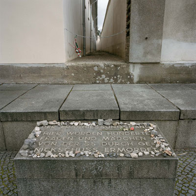 Ravensbrück - Erschiessungsgang