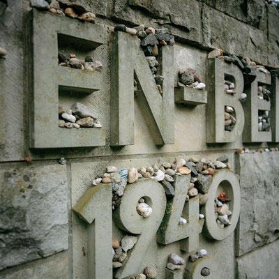 Bergen Belsen - Mahnmal