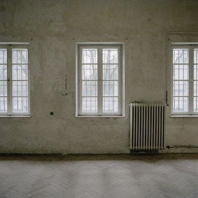 Dachau - Vernehmungsraum der Gestapo