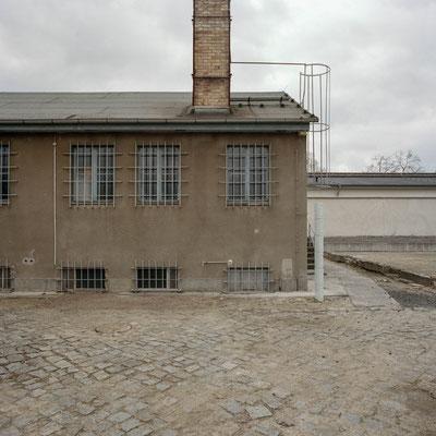 """Ravensbrück - Zellenbau """"Bunker"""" genannt"""