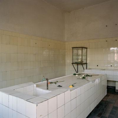 Buchenwald - Pathologie im Krematorium