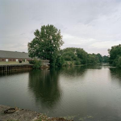 Neuengamme - Stichkanal zur Doveelbe