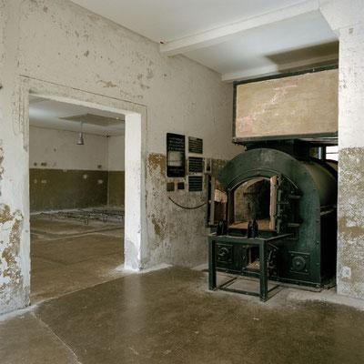 Mittelbau Dora - Krematorium