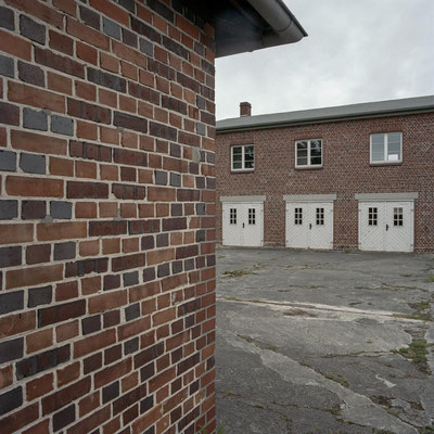 Neuengamme - SS-Garagen