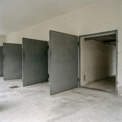 Dachau - Desinfektionskammern Kleidung