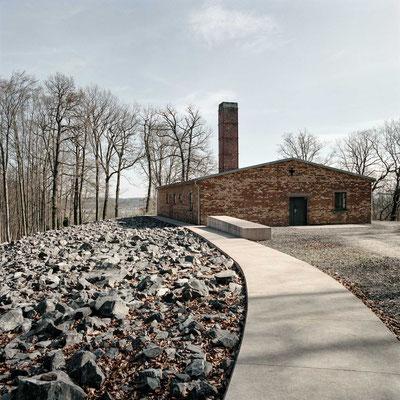 Mittelbau Dora - Aschegrab Krematorium