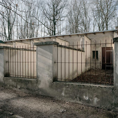 Buchenwald - Hundezwinger der SS