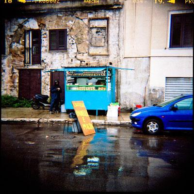 Porta Carbone – Imbissstand (c) Christian Geisler
