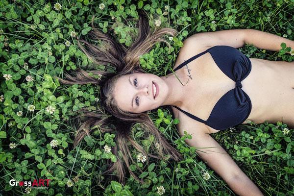 Fotoshooting in Vorarlberg mit Kim