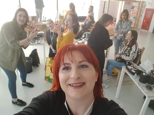 Maquilladoras para eventos Zaragoza