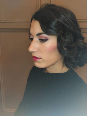 Maquilladora para catálogos de moda Zaragoza