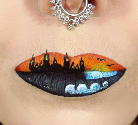 Maquillajes artísticos Zaragoza