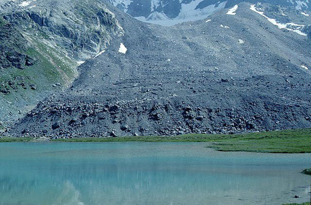 Rock Glacier morenico