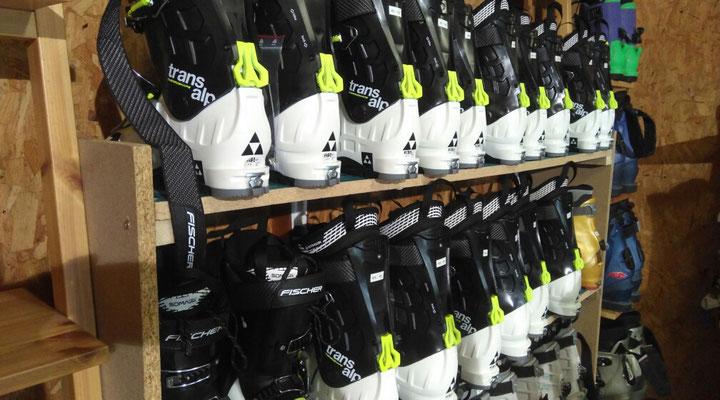 Location Chaussures de Ski - Point Glisse à Tarascon sur Ariège