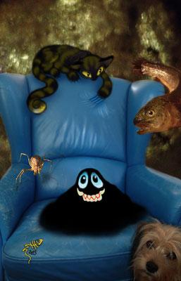 Monster Relativität